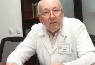 Dr Emilian Ioan Imbri, manager al Spitalului Victor Babeș din Capitală. Foto: ASSMB