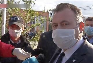 Nelu Tătaru la Arad