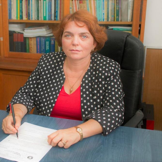 Florentina Furtunescu  FOTO: arhivă personală