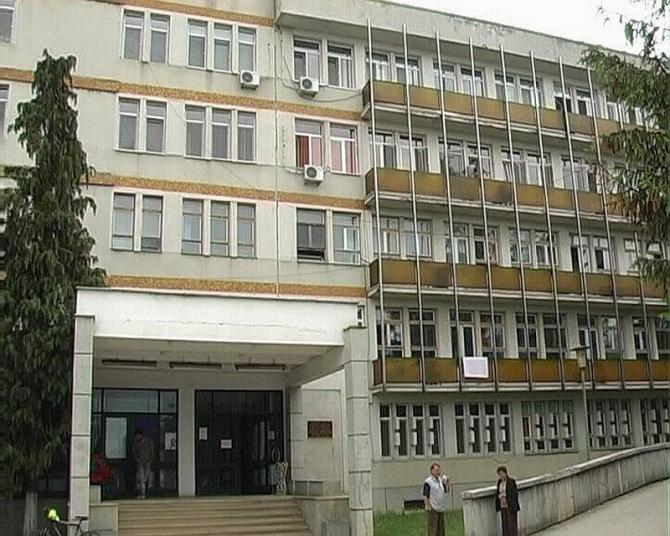 Spitalul Municipal Făgăraș. Foto: TVFagaras