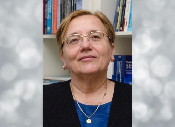 Ștefania Popp  FOTO: arhivă personală