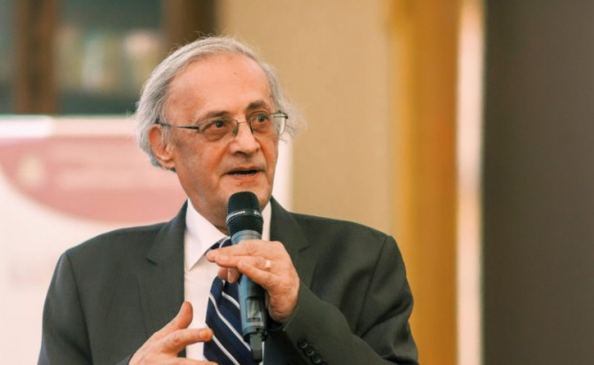 Prof dr Vasile Astărăstoae. Foto: Facebook