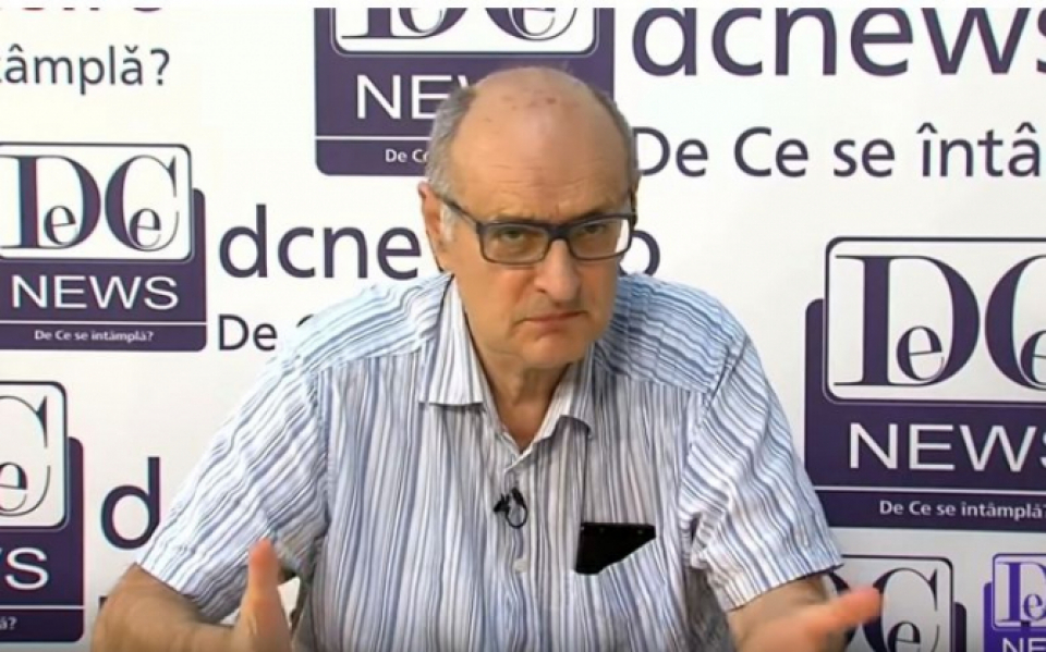Prof. Dr. Dan Prelipceanu. Foto: DCNews
