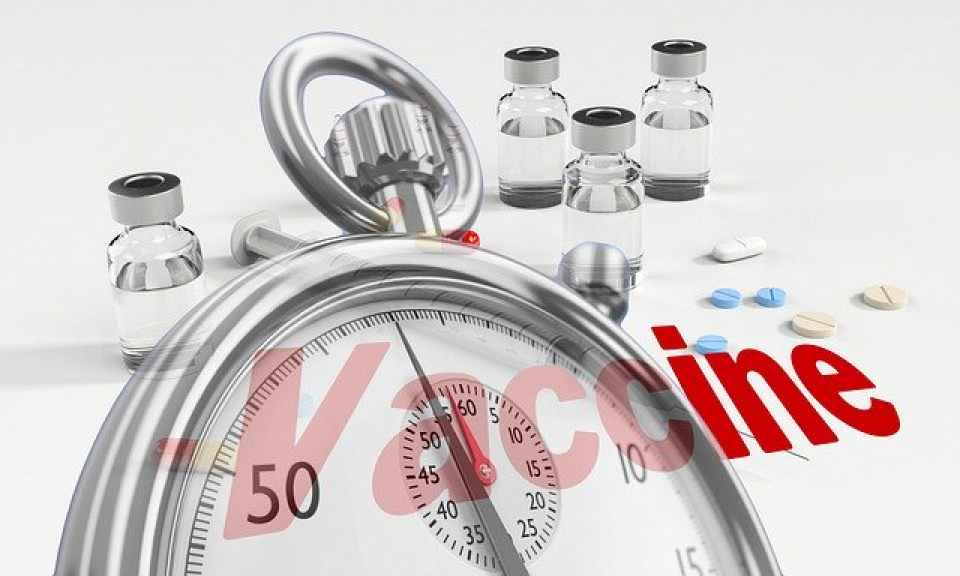 Vaccin   FOTO: pixabay