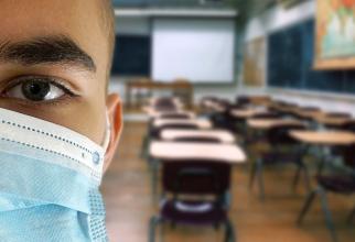 Reguli sanitare noi pentru scoli, licee si universități