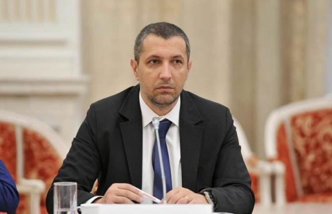 Dr. Adrian Wiener, senator USR și membru în Comisia pentru sănătate
