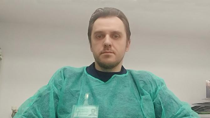 Dr. Ovidiu Ciprian VORNICU, Medic Specialist în Medicină de Familie, Iași