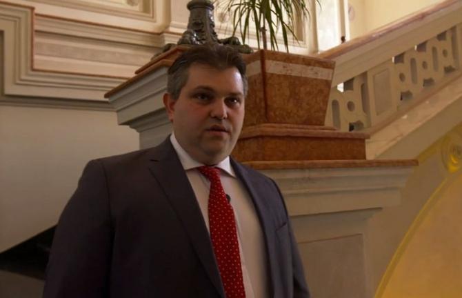 Mircea Ovidiu Denis Lupușoru, manager la Spitalul Colțea