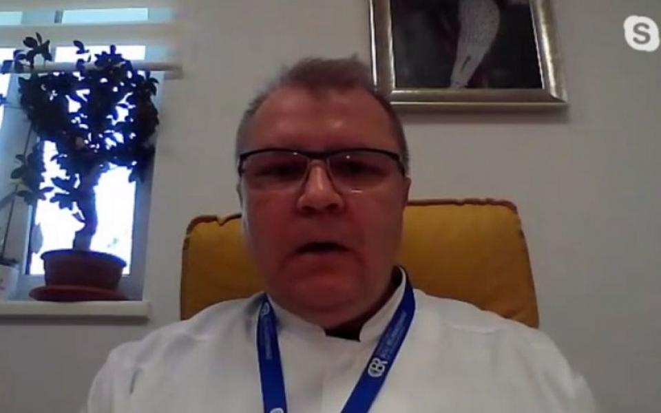 Prof dr Cătălin Codreanu