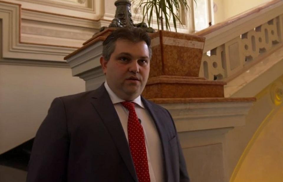 Mircea Ovidiu Denis Lupușoru, manager la Spitalul Colțea, a fost demis