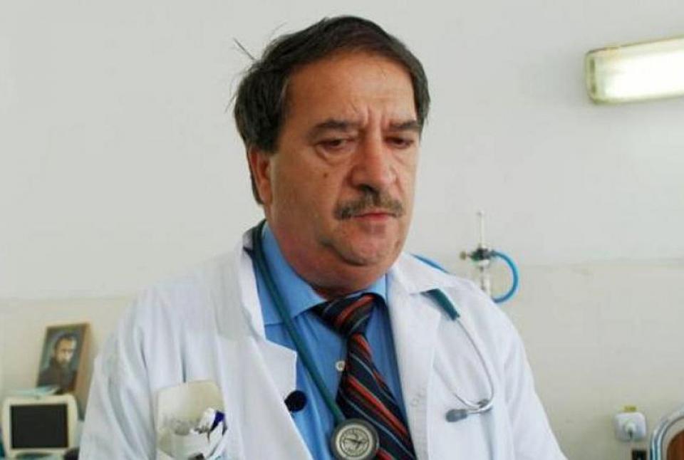 Dr Renică Diaconescu, senator
