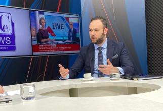 Horia GRIGORESCU, Director General Poșta Română