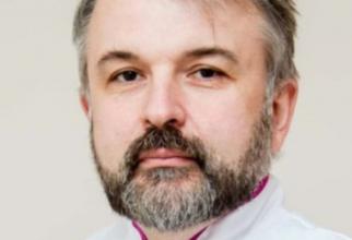 Medicul neurolog Armand Frăsineanu   FOTO: arhivă personală