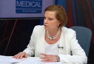 Prof dr Ileana Constantinescu. Foto: DC Medical