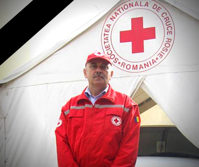 Directorul filialei Neamţ a Crucii Roşii Române, Florin Pîclea