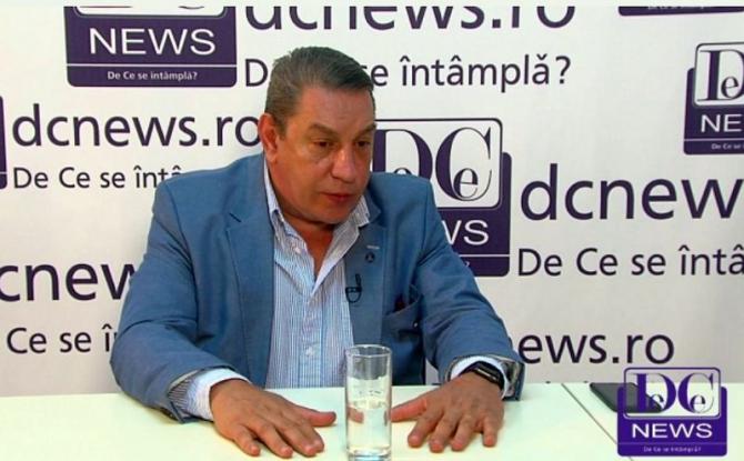 Prof dr Șerban Bubenek. Foto: DC News