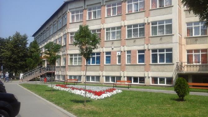 Spitalul Municipal Sighetu Marmației     Foto: Facebook