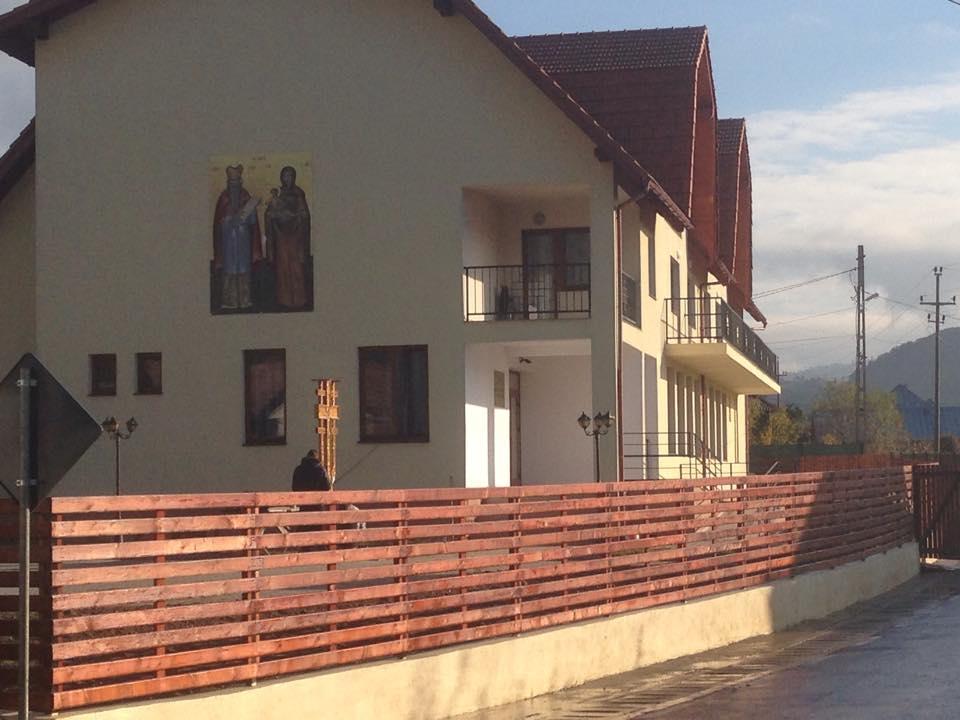 Centrul Rezidențial din Maieru   FOTO: Prefectura Bistrița-Năsăud
