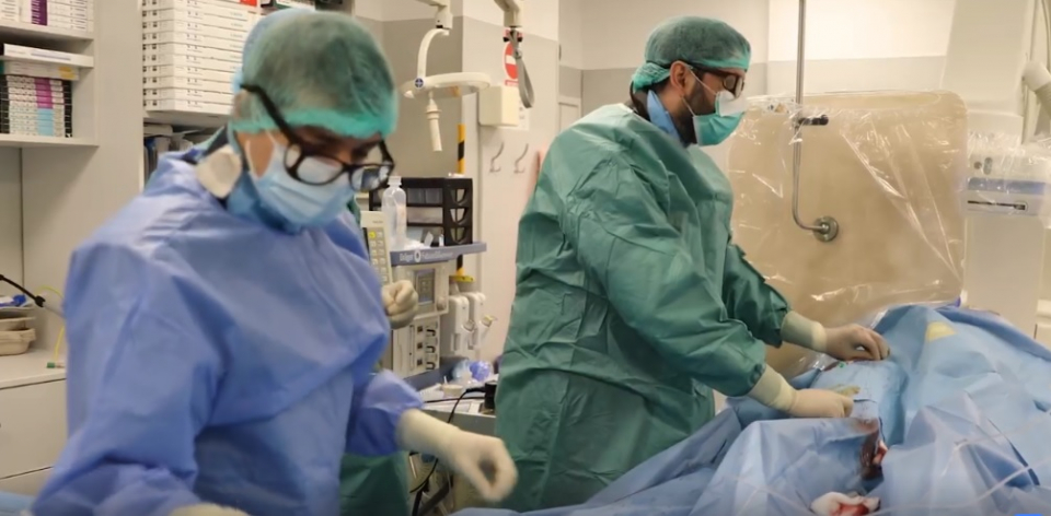 Premieră medicală la SUUMC