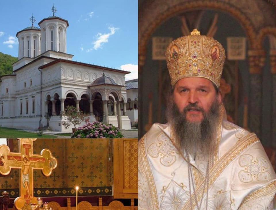 Preotul Tanase Ioan. Foto: Facebook