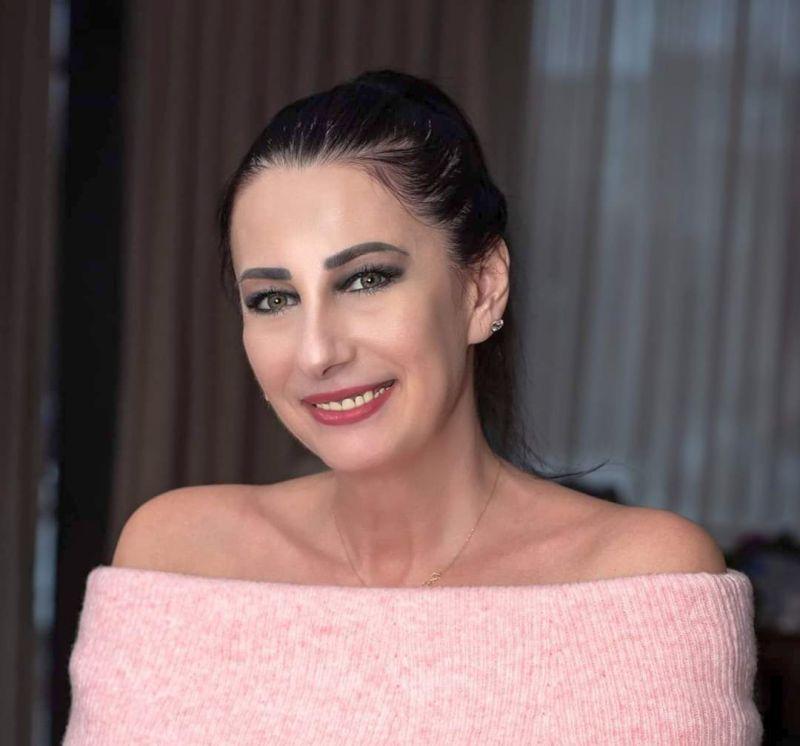 Cristina Zaharia, Psiholog- Expert