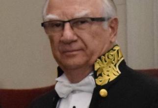Acad. Prof. Dr. Victor Voicu, vicepreședinte al Academiei România și președinte al Secției de Medicină, Foto: Facebook/Academia Română