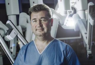 Medicul urolog Gheorghe Niță  FOTO: arhivă personală