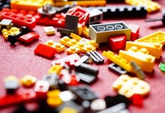 Lego  FOTO: pixabay