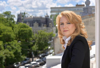 Prof dr Olga Simionescu. Foto: Facebook