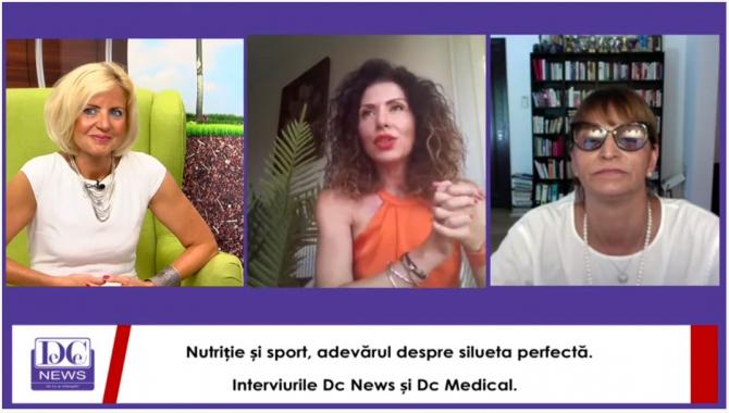 Dr Anca Hâncu, Carmen Brumă și Valeria Van Groningen. Foto: DC Medical
