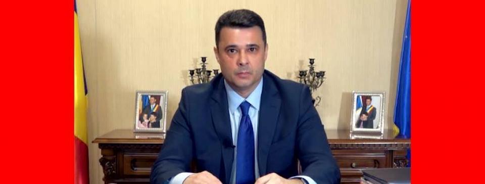 Primarul Sectorului 5, Daniel Florea. Foto; Facebook