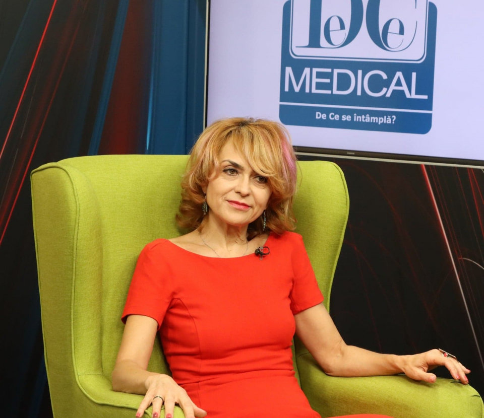 Aina Antonela Burlacu  FOTO: DC Media Group