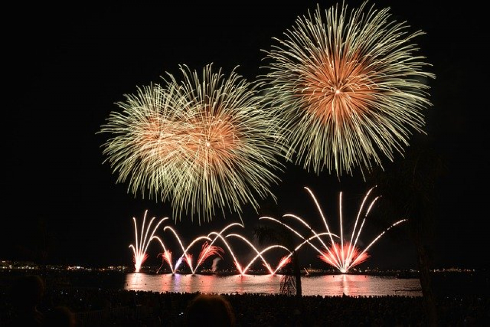 Artificii  FOTO: pixabay