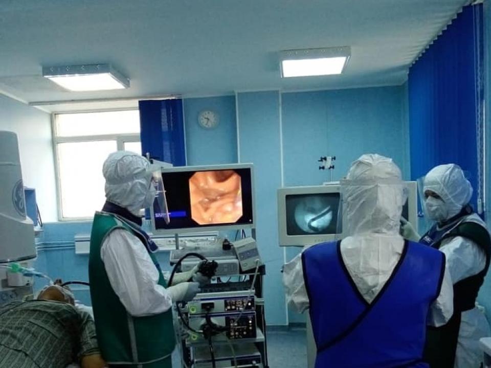 FOTO: Facebook Spitalul Colentina