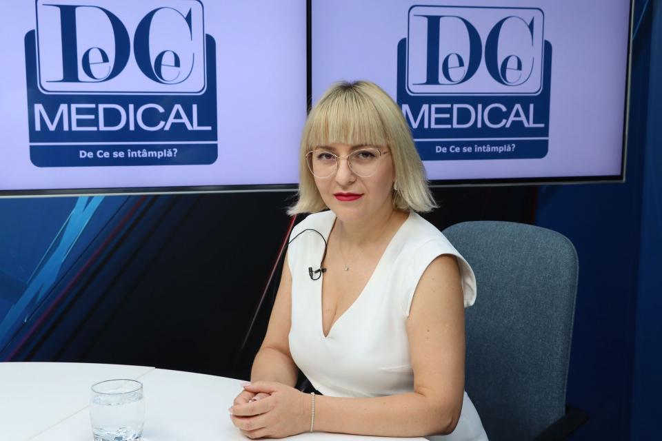 Simona Carniciu  FOTO: DC Media Group