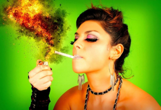 Fumatul e principala cauză de BPOC. Foto: Pixabay