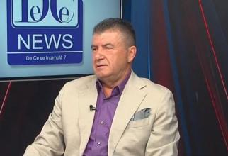 Prof dr Ioan Sîrbu. Foto: DC News