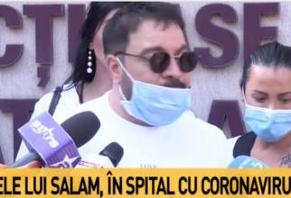Florin Salam face scandal la Matei Balș
