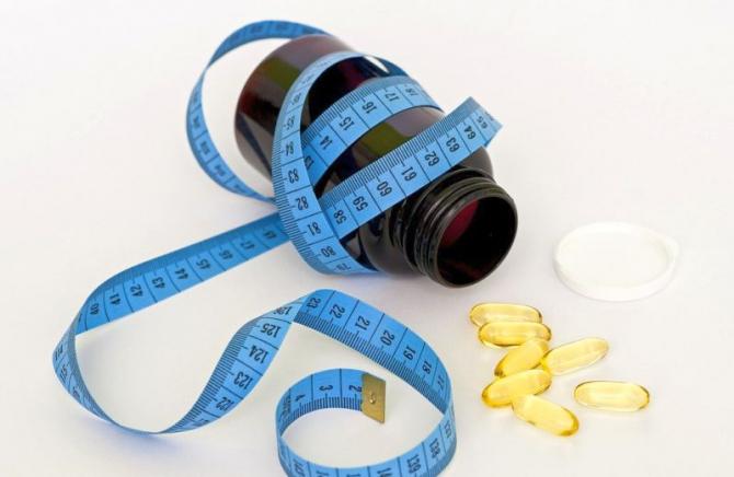 Dietă, pastile