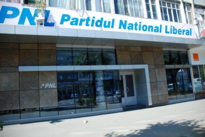 Sediul PNL Maramureș   Foto: transilvaniareporter.rom