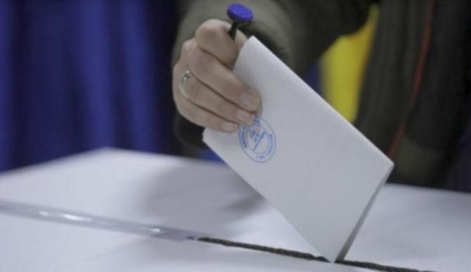 Vot la alegeri, în pandemie. Foto: DC News
