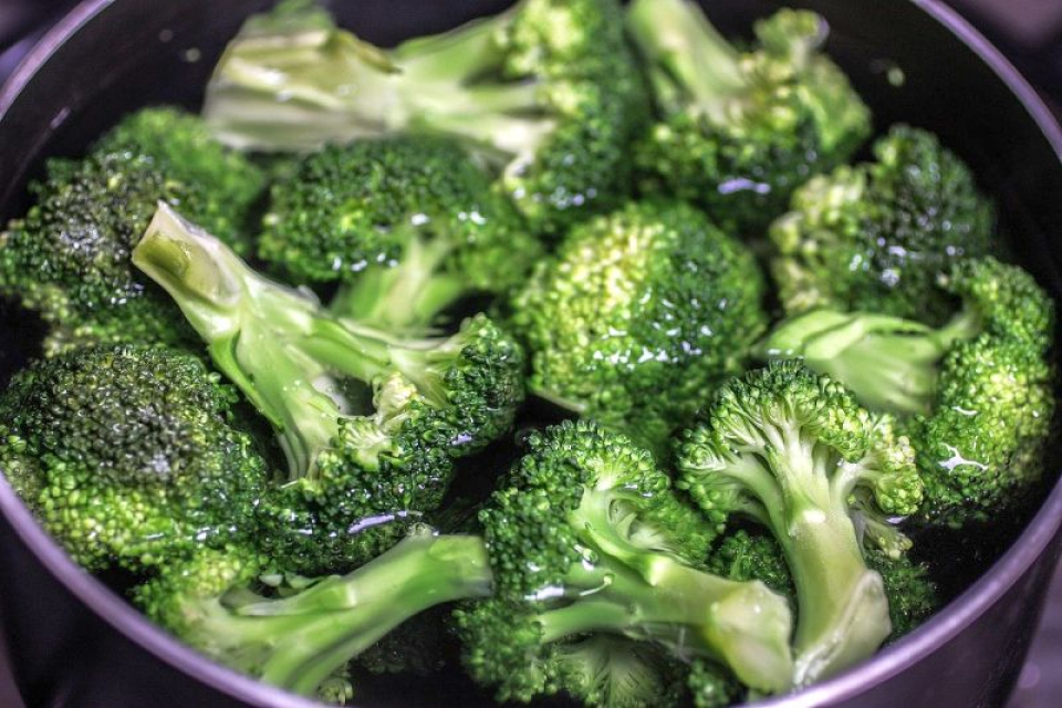 Broccoli. Foto: Pixabay