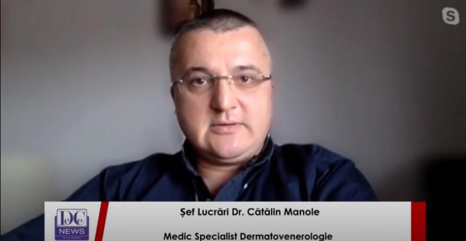 Șef lucrări dr. Cătălin Manole