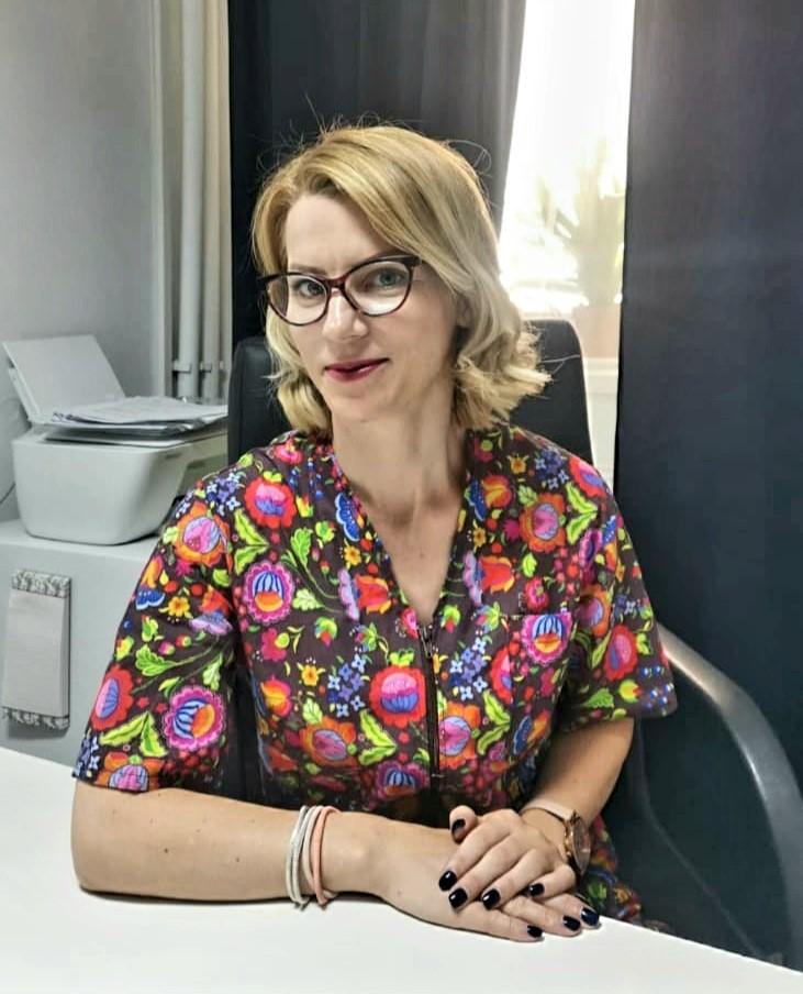 Dr. Șfetcu Dumitrița, medic primar medicină fizică și reabilitare copii