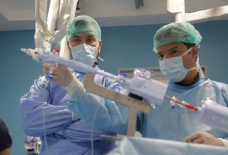 Premieră medicală la Cluj  FOTO: Spitalul ARES
