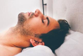 Apnee în somn, probleme de somn. Foto: Pixabay
