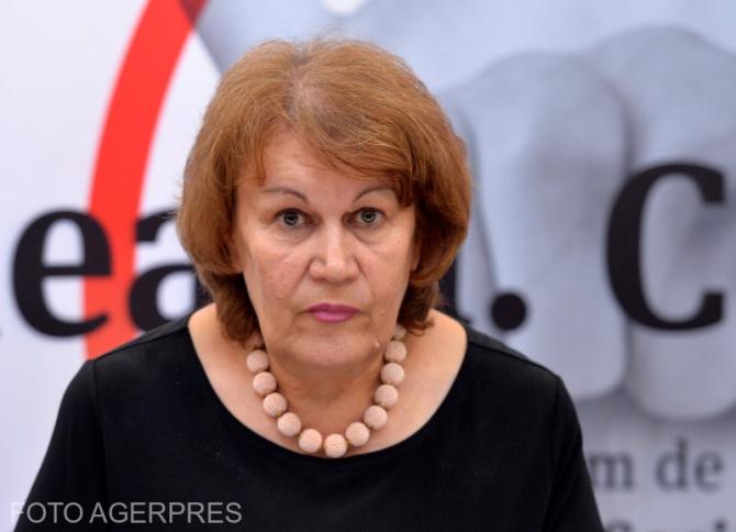 Dr Doina Goșa. Foto: Agerpres