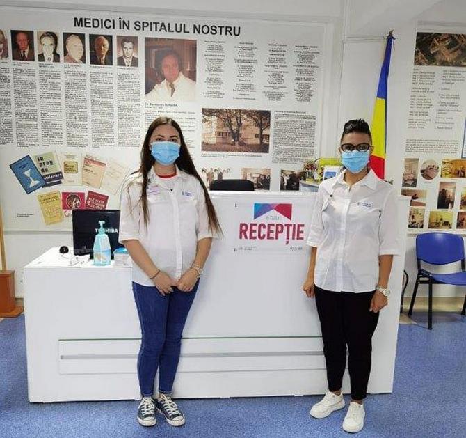 Recepții spitale. Foto: ASSMB