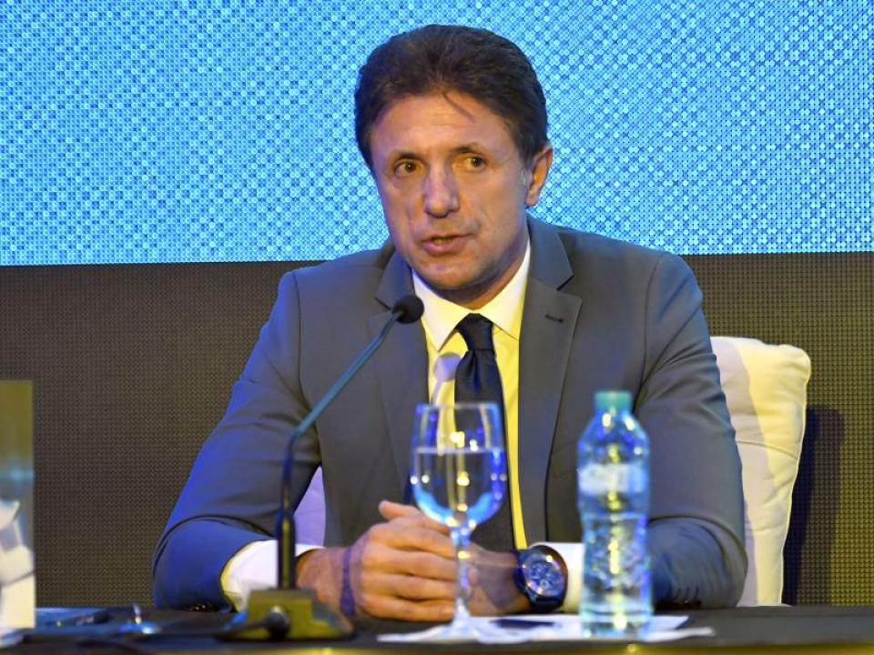 Gică Popescu. Foto: FC Viitorul