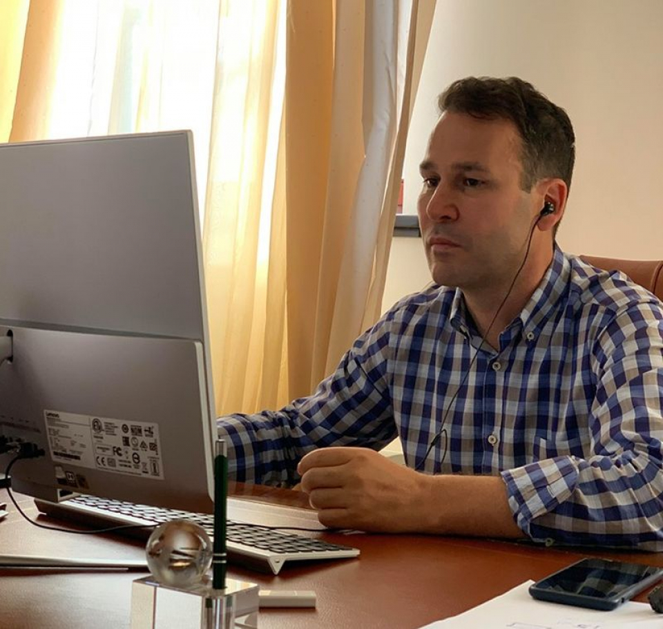 Robert Negoiță. Foto: Facebook